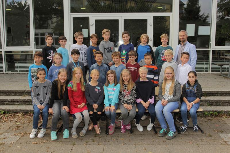 Klassenfotos 2017/2018