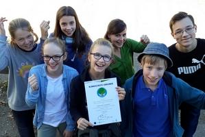 Nachhaltigkeits-AG erhält 2154 Euro Förderung