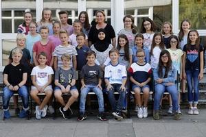 Klassenfotos 2018/2019