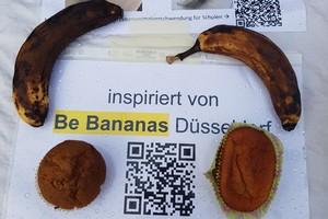 Bananen-Muffins für einen guten Zweck