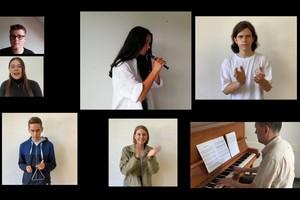 AI VIST LO LOP – Chorproduktion zu Coronazeiten